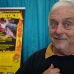 picture of Jim McPherson, taken at Van Expo 2013 by Ed Healy