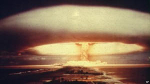 Image of expoding H-Bomb taken from web