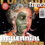 The Queen of England is secretly a lizard according to Fortean Times in 1999
