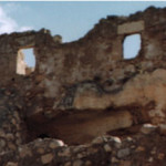 Part of the Hasankeyf ruins, shot in Turkey by Jim McPherson, 2003