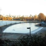 5, Vancouver's frozen over Kits Pool, shot by Jim McPherson on 170112