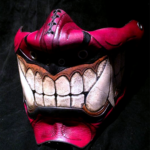 Kabuki Mask of an Oni (Japanese Demon), taken from Web