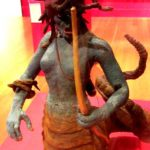 Another model of Medusa made by Ray Harryhausen and shot in the Tate Britain by Jim McPherson, 2017