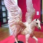 Harryhausen's Pegasus, taken at the Tate Britain by Jim McPherson, 2017