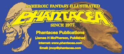 Phantacea Publications Blue Logo