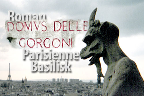 The Parisienne Basilisk, photo by Jim McPherson, 2004