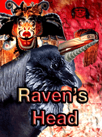 Raven's Head collage, prepared by Jim McPherson, 2009