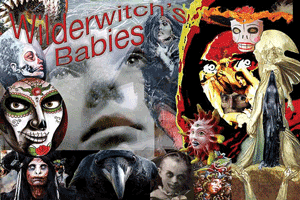 Two web graphics prepared for Wilderwitch's Babies